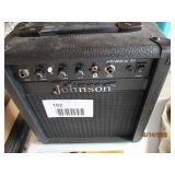 Johnson Power 10 Amp & Guitar Books