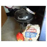 Charbroil Grill with Charcoal & Fluid