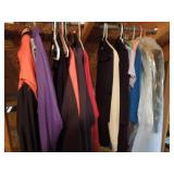 Lot of Clothes, Jackets, Shirts, Women
