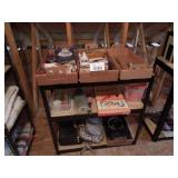 Shelf Unit and Contents