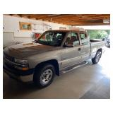 Chev truck Sept 19 St.Louis Auctions Woodruff WI