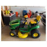 John Deere tractor Sept 19 St.Louis Auctions Woodruff WI