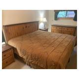 5 piece bedroom set (see details)