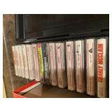 Cassette table collection