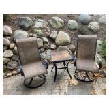 3 piece outdoor set
