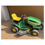 John Deere Special Edition LA 135 lawn tractor