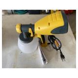 Wagner HVLP power sprayer