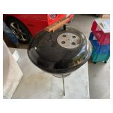 Weber grill (small)