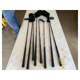 Golf clubs - Wilson Reflex, Firestick, etc.