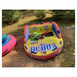 Big Bubba tow raft