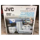 JVC home theater system