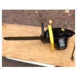 """14"""" electric chainsaw"""