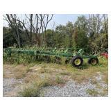 John Deere 5x18 Plow