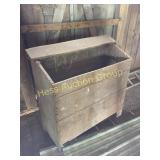 Primitive Feed Chest