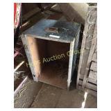 Primitive Wooden Crate