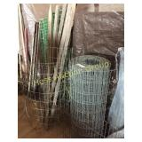 Large Lot of Garden Wire