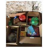 4 Box Lots