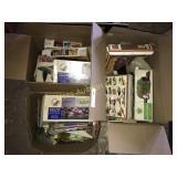 3 Box Lots of Tyco Train Accessories