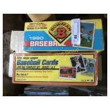 1992 Uncut Full Sheets of Baseball Cards