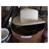 Stetson Cowboy Hat in Box.