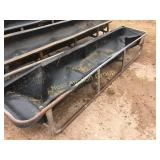 10 ft. Portable Feed Trough