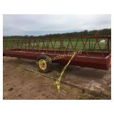 """20ft. """"Farmco. Manufacturing"""" Transport Hay"""