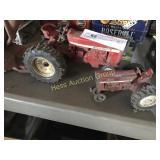 3 Farm Toys