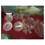 24 Pcs. of Glassware