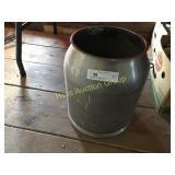 Stainless Steel Milk Bucket