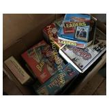 Box Lot of Baseball Cards