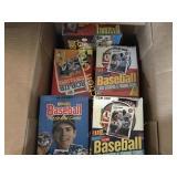 Box Lot of Baseball Cards.