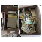 4 Box Lots of Books