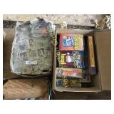 4 Boxes of Baseball Cards