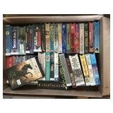 3 Boxes of VHS Videos