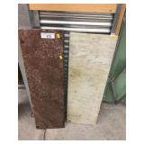 2pcs of Marble