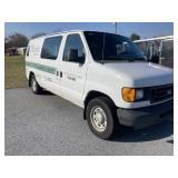 2004 Ford E150 Van