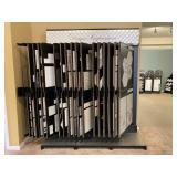 Design Impressions Tile Display Rack