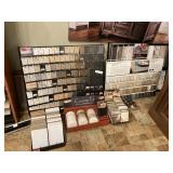 Selection of Formica Laminate Samples