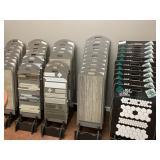(5) Tile Display Racks