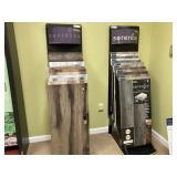 (2) Flooring Displays