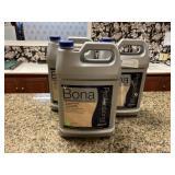 (3) Gallon Bona Hardwood Floor Cleaner
