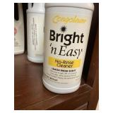 (3) Congoleum Bright N Easy No-Rinse Cleaner