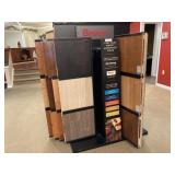Bruce Hardwood Floor Display