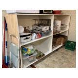 Large Plywood Storage Cabinet