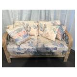 Ratan Florida Room Upholstered Love Seat