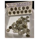 62 War Nickels