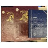 (3) Moder Dime & Quarter Books