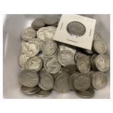 125+ Buffalo Nickels