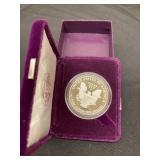 1991 Proof Silver Eagle
