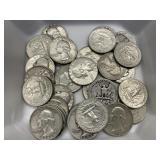 $7.75 in 90% Silver Quarters